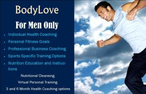 For Men Only - Personal Health Coaching